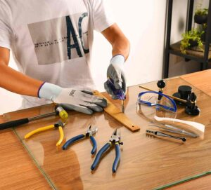 13 Pieces Mosaic tile and Stained Glass Start-up Tools