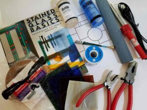 Deluxe Stained Glass Start-Up Kit