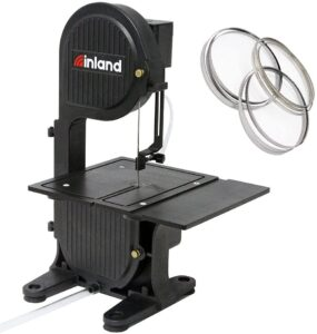 Inland Craft DB-100 Tabletop Band Saw Machine for stained glass