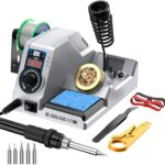 JIAHCN Soldering Station Soldering Iron for stained glass