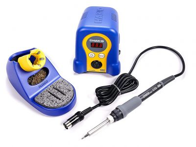 Hakko FX888D-23BY Digital Soldering for stained glass